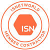 ISNetworld Member Contractor ISN US Helical Piers